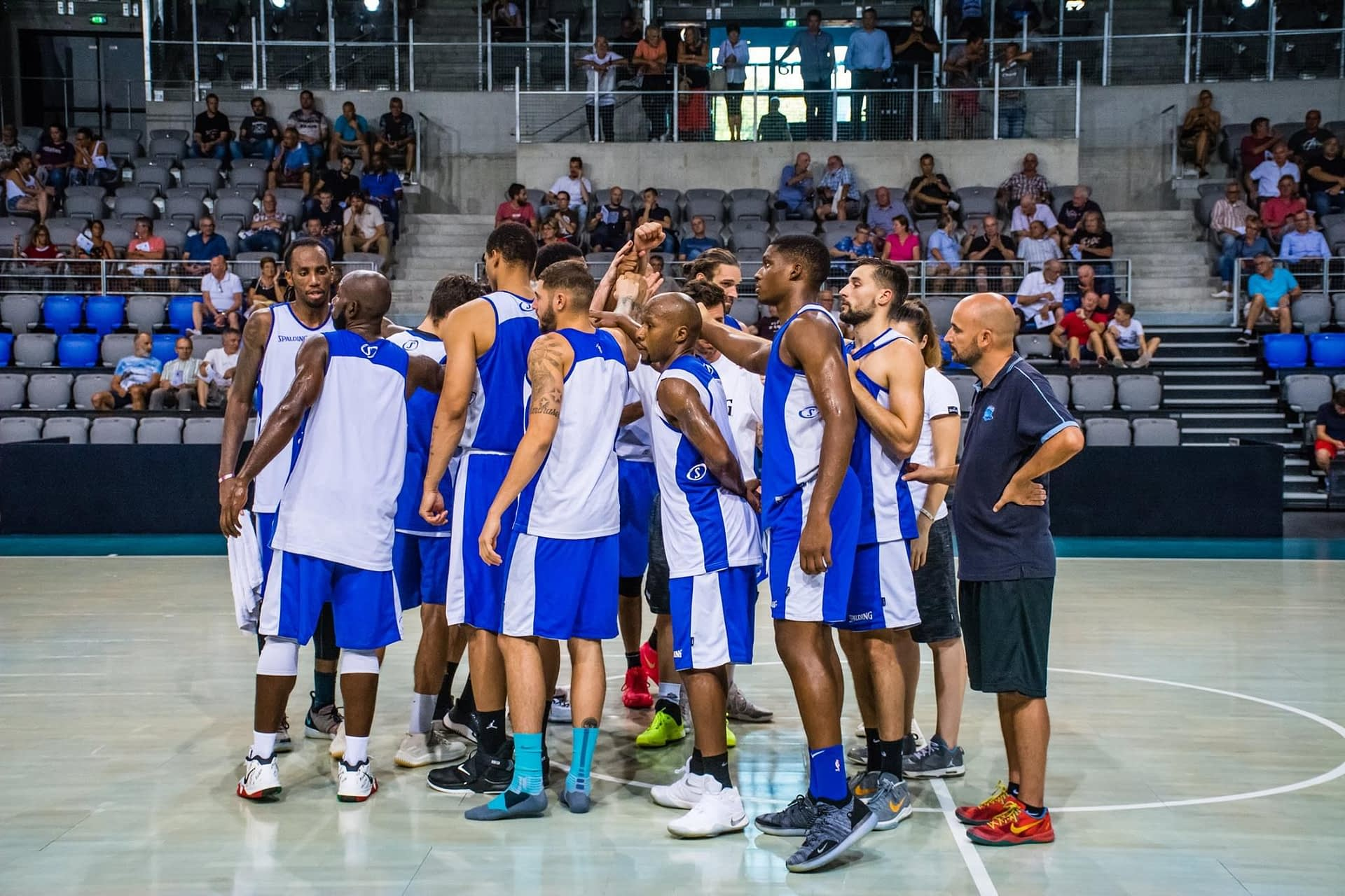 Sharks Antibes Basket Ball